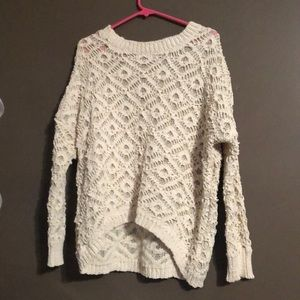LISTICLE size small sweater